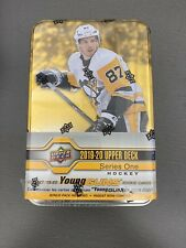 2019 Upper Deck Hockey Series One Tin W/young Gun Rookies 10 Packs/8 Cards B206