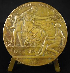 Medaglia-Esposizione-Universale-di-Parigi-1889-Daniel-Sc-Dal-Torre-Eiffel-Medal