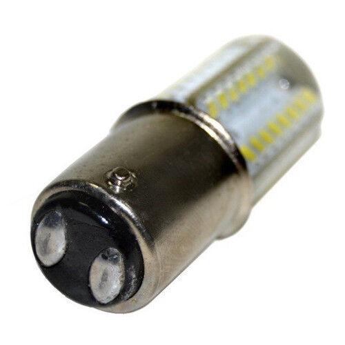 HQRP 110V LED Warm White Light Bulb for Bernina 530-910 Series Sewing Machine