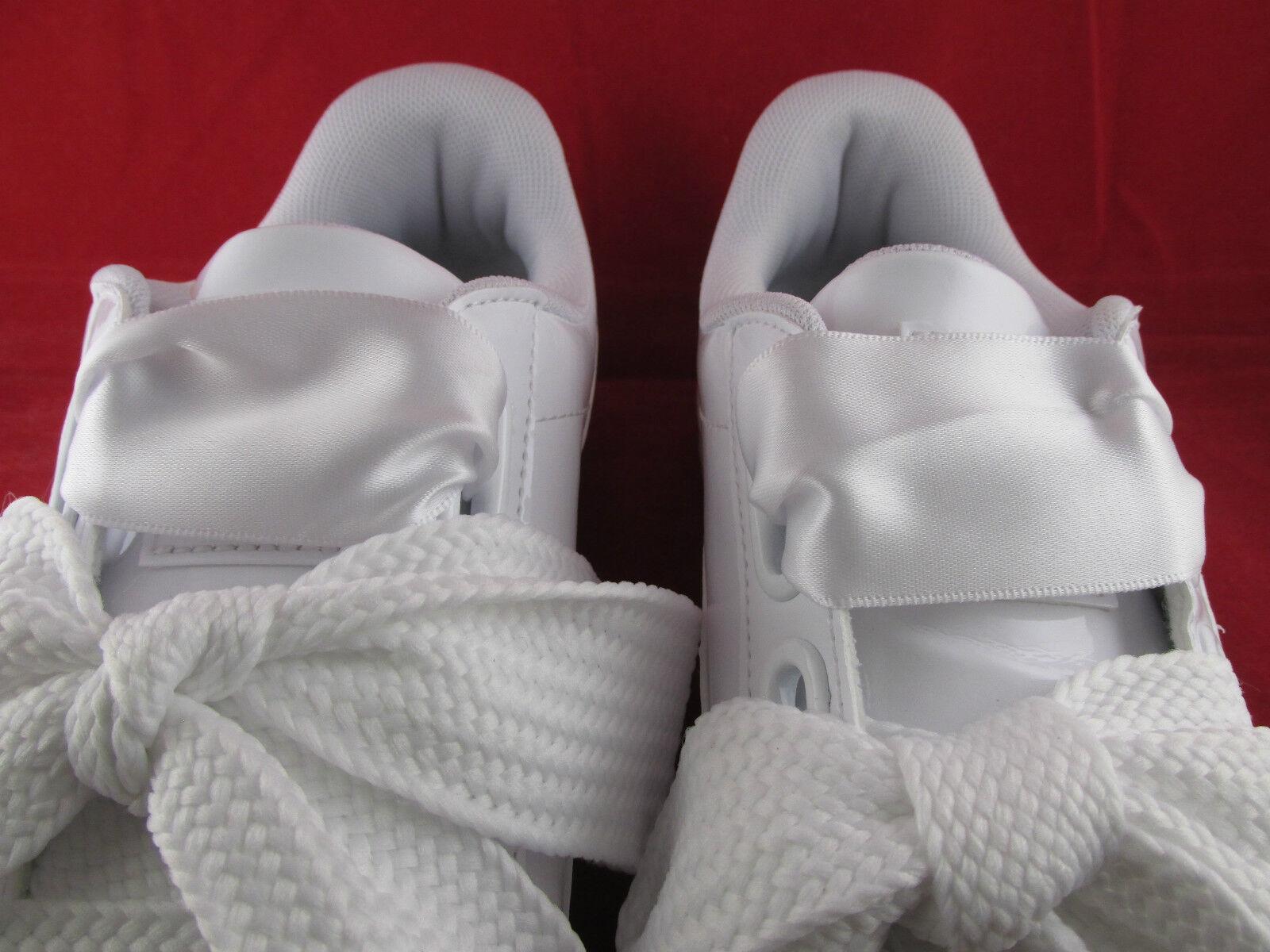 Puma Basket 3 Heart Patent Woman Weiß 3 Basket 4 5 6 All Größes 363073-02 SportsLocker b8aca9