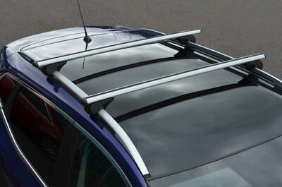 2004-14 100KG Lockable Cross Bars For Roof Rails To Fit Mercedes-Benz Viano