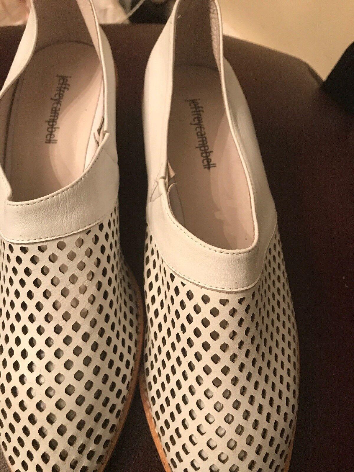 Jeffrey Campbell Womens Barnett Loafers Size 9