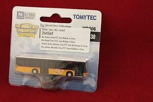 Tomytec//FALLER 976297 Piste N Rickshaw châssis de BUS CITARO//Nouveau//Neuf dans sa boîte