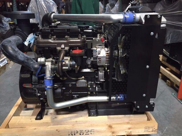 Perkins 1104d 44ta Industrial Power Unit Diesel Engines 108 Hp Ebay