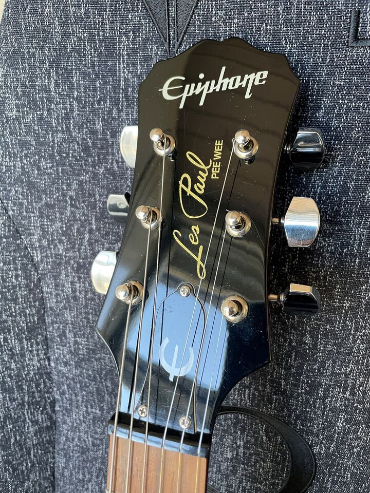 Elguitar, Epiphone Les Paul PEE WEE