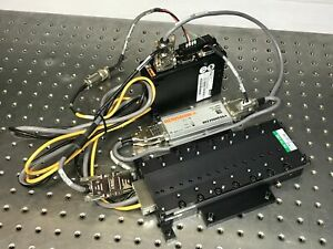 Parker-MX80L-150mm-Precision-Linear-Servo-Motor-Actuated-Stage-w-ViX250IH-Driver