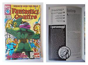 I-Fantastici-Quattro-136-Lire-3300-Marvel-Comics-Febbraio-1996