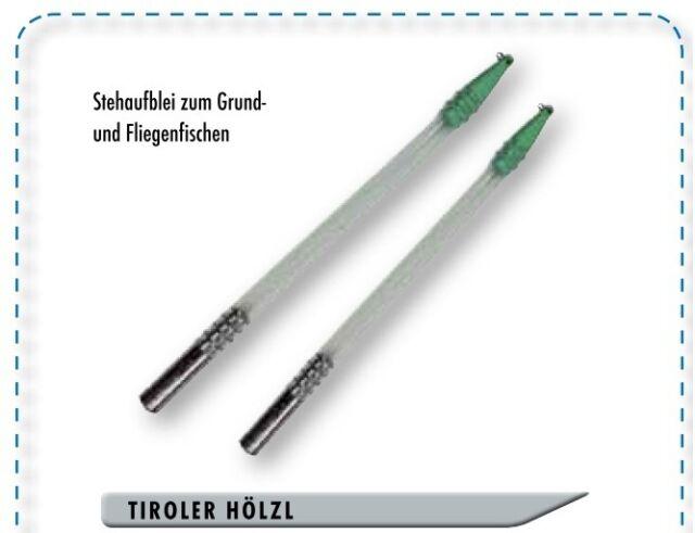 3 bzw. 5  Stück Tiroler Hölzl,  Blei, Grundblei, Bleie, Gewichte frei wählbar