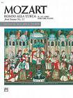 Rondo Alla Turca (from Sonata No. 11, K. 331/300i): Sheet by Alfred Publishing Co., Inc. (Paperback / softback, 1986)