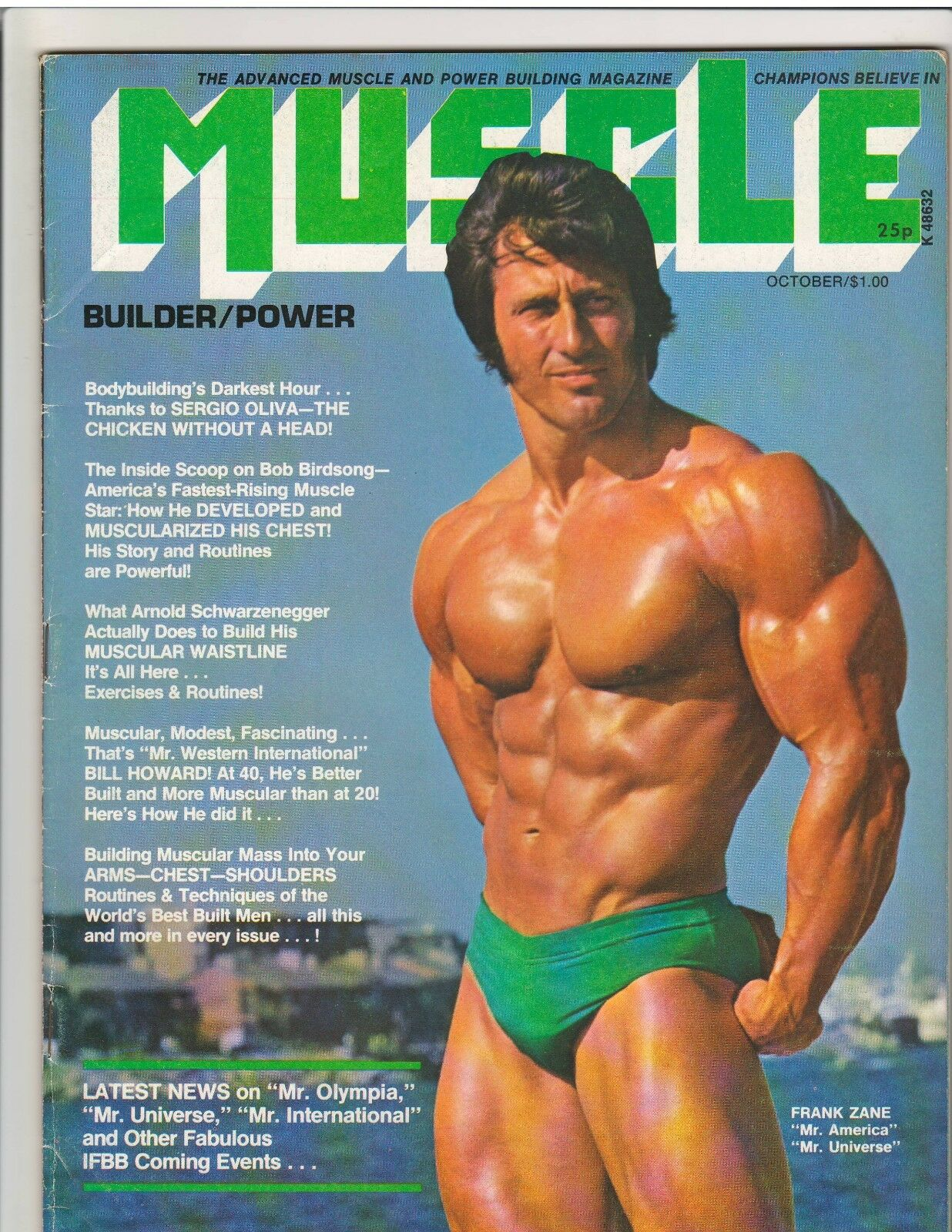 Frank zane erotic pictures