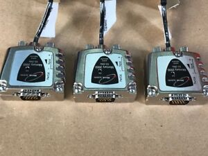 MicroE-Systems-Mercury-2000-SS-200c-Encoder-Used-Lot-of-3-Pcs