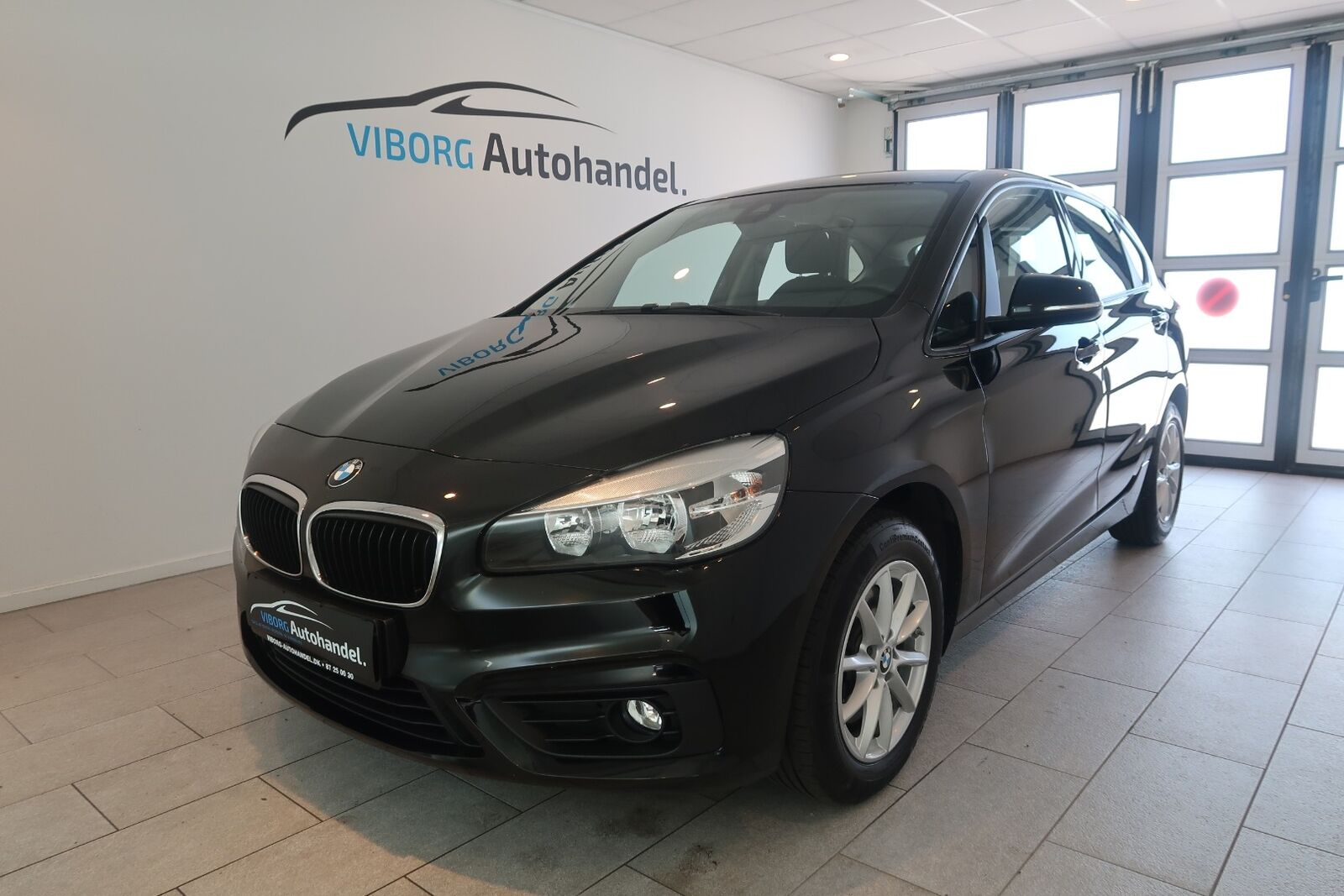 BMW 220d 2,0 Active Tourer Advantage aut. 5d - 229.700 kr.