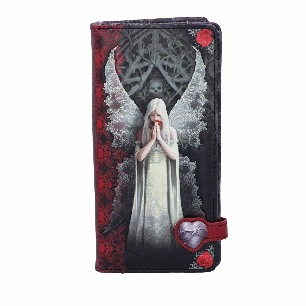 Nemesis Now Anne Stokes Only Love Remains Roses Hearts Goth Wicca Wallet B3931K8