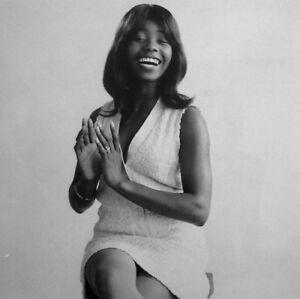Details about MILLIE SMALL clipping My Boy Lollipop sexy singer B&W photo  Jamaican singer UK