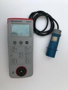SEAWARD PAC3760 Portable Exploitation Forestière Appliace Testeur