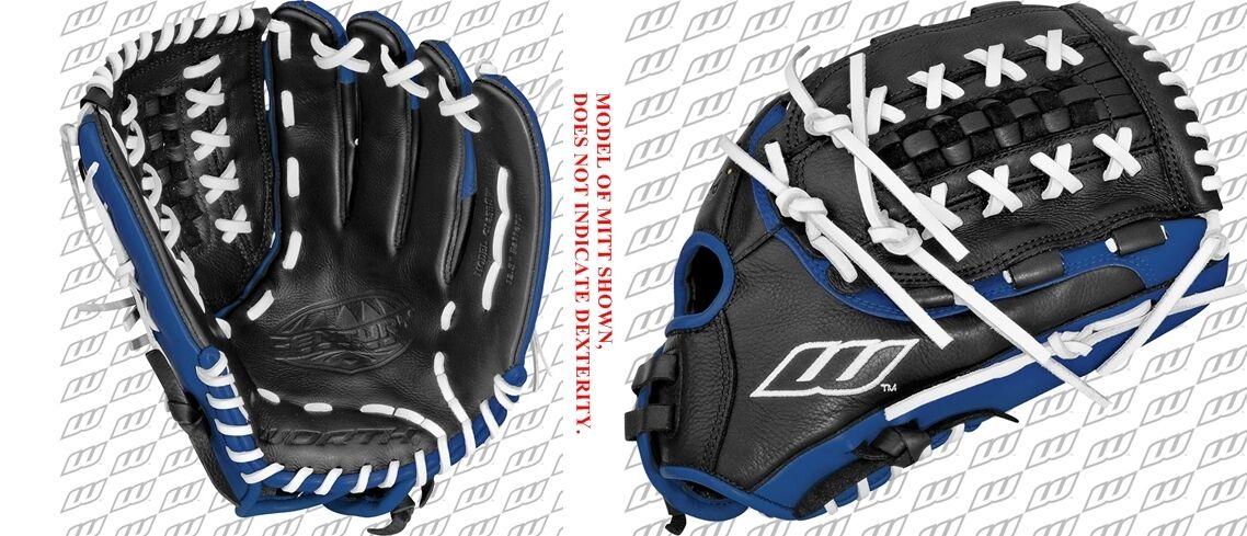 Vale la pena Siglo Serie C125BRW  12.5  Fastpitch Softball guante zurdo lanzador  100% autentico