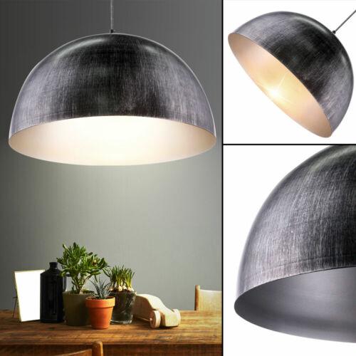 LED Hänge Decken Lampe schwarz goldfarben Schlaf Zimmer Pendel Leuchte Marmor