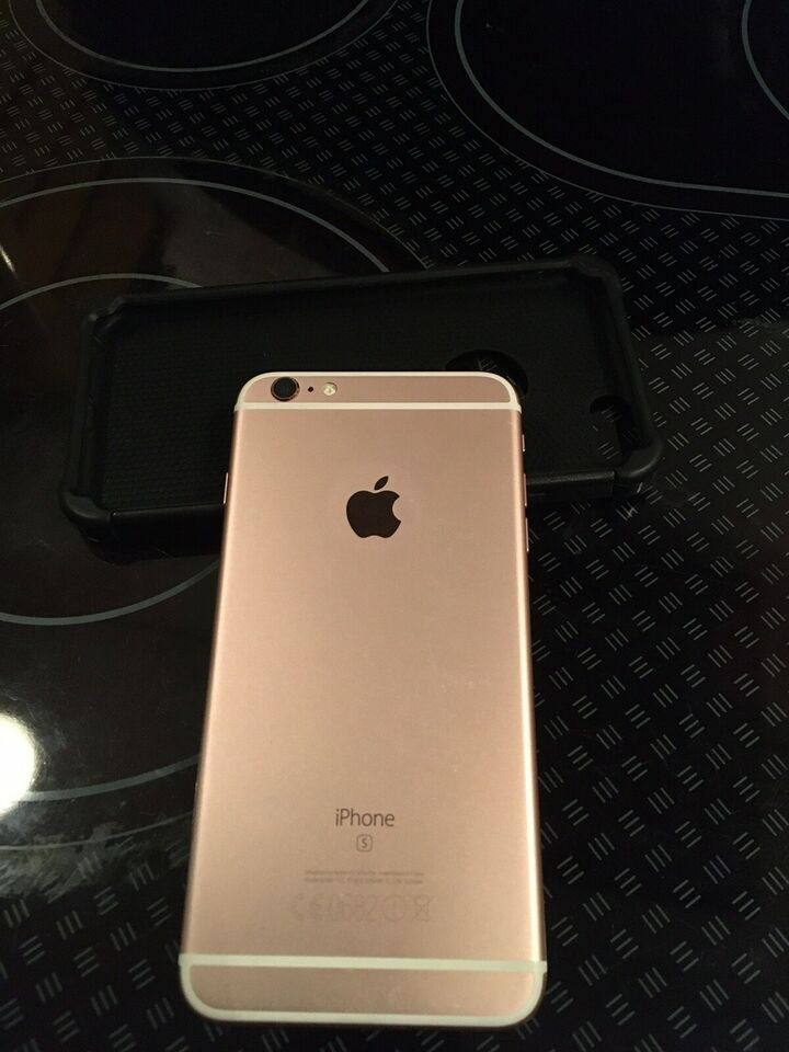 iPhone 6S Plus, 16 GB, pink