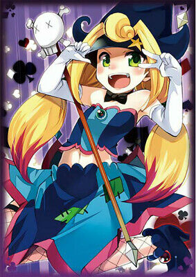 Yu-Gi-Oh Houtou doujin card Sleeves No.91 Ghost Belle /& Haunted Mansion Japan