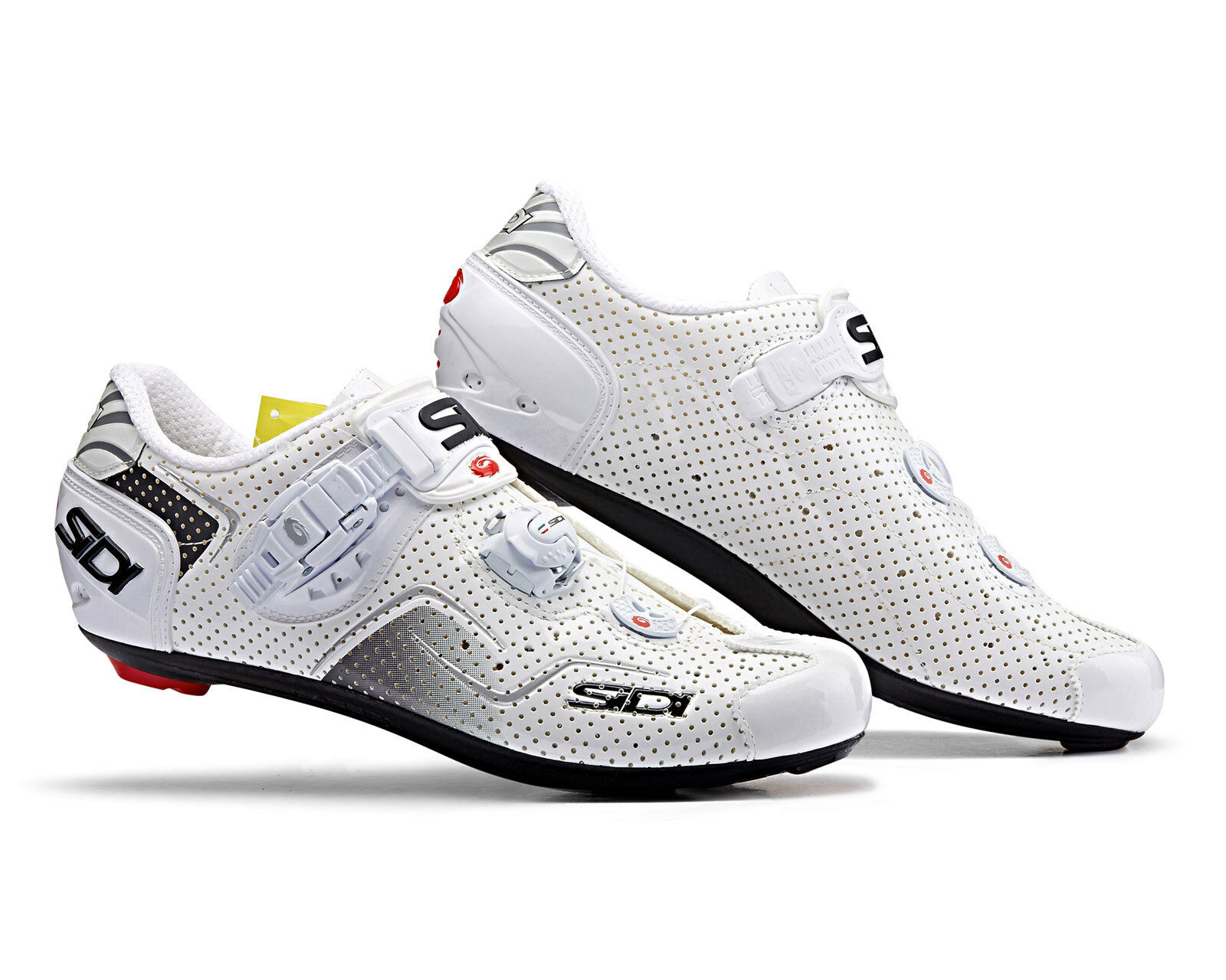 SIDI KAOS Air Road Cycling shoes - White White
