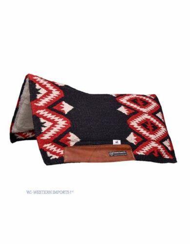 Westernpad 76 cm anatomisch Schafwolle neu Western Imports CSF Pad San Jaquinto