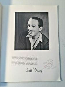FANTASIA-Movie-Program-1940-Walt-Disney-Presents-9-5x12-5-Original-28-pages