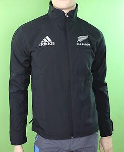New Adidas Blacks Anthem Rugby All Zealand 2910 Jacket U7wnq8gqx