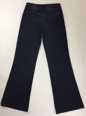 Joe S Jeans Wide Leg Muse Dark Wash Denim Jeans Womens Size 28 Ebay