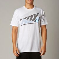 Fox Racing Forecaster S/s Tech Tee Shirt White