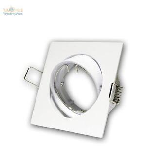3x-Marco-Montaje-Empotrado-Blanco-Foco-empotrable-MR16-GU5-3-orientable