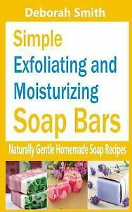Image is loading Simple-Exfoliating-and-Moisturizing-Soap -Bars-Naturally-Gentle-