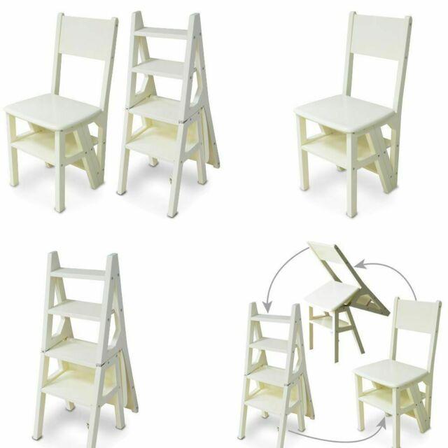 G4rce Folding Fold Up Library Steps