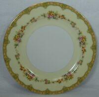 "MEITO Japan china BANGOR pattern DINNER Plate - 9-7/8"""