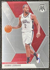 Kawhi-Leonard-2019-20-Panini-Mosaic-Base-78-Los-Angeles-Clippers