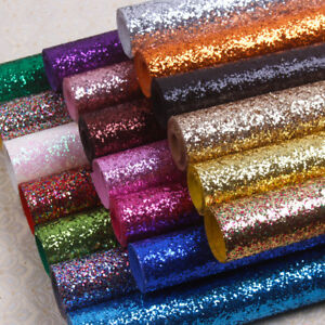Details About Glitter Sequins Wall Cloth Clubwear Wallpaper Cover Fabric Home Decor Gold Uk