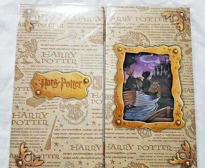Harry Potter Owl Post Service Scatola carta da lettere dentro 10 buste 10 fogli