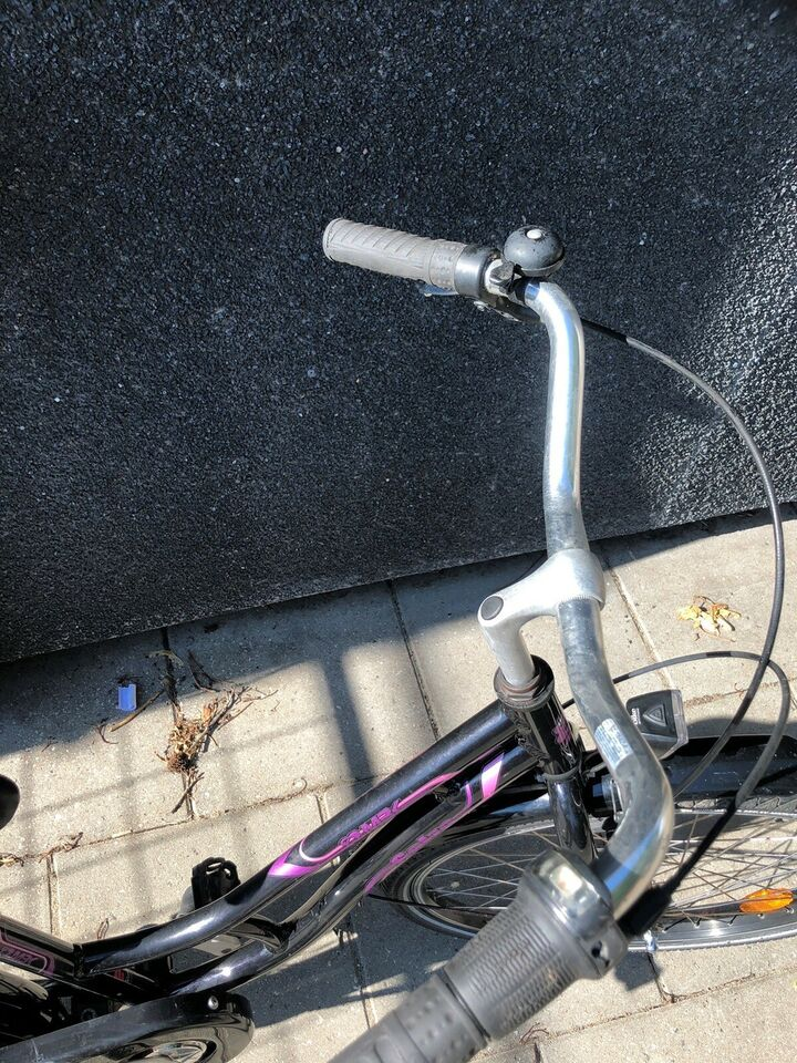 Pigecykel, classic cykel, MBK