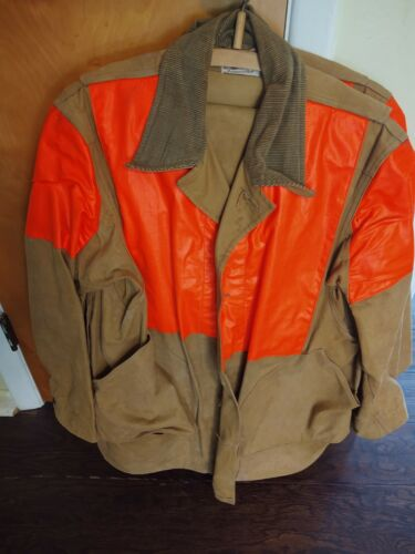 Vintage Duxbak Hunting Jacket USA 1960's Sz.40 Men