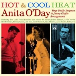 Hot-and-Cool-Heat-by-Anita-O-039-Day-CD-Jun-2010-Fresh-Sound-Spain