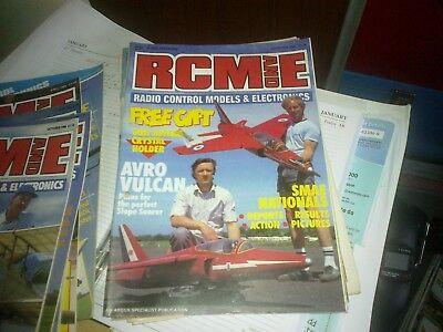 Ingegnoso Radio Contrlo Modelli E L'elettronica Nov 1986 Copia-mostra Il Titolo Originale