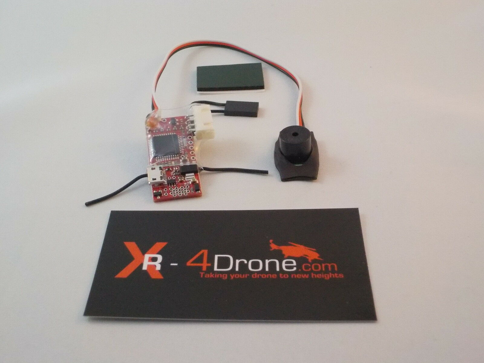 NEW XR-4Drone Mirumod AR-Drone 2.0 . Ultra Compact  with Locate Me Alarm