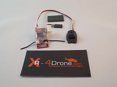 ***NEW*** XR-4Drone Mirumod AR-Drone 2.0 . Ultra Compact! with Locate Me Alarm