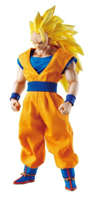 dimension of dragonball super saiyan 3 goku about 22cm megahouse