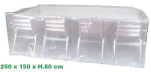 Housse-250-x-150-x-H-80-cm-pour-TABLE-amp-CHAISES-JARDIN-90gr-m-PRH090250x150