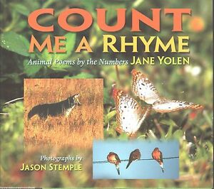 Image Is Loading COUNT ME A RHYME Animal Poems POETRY New