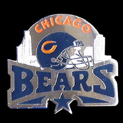 Chicago Bears Hat Pin Lapel Pin City
