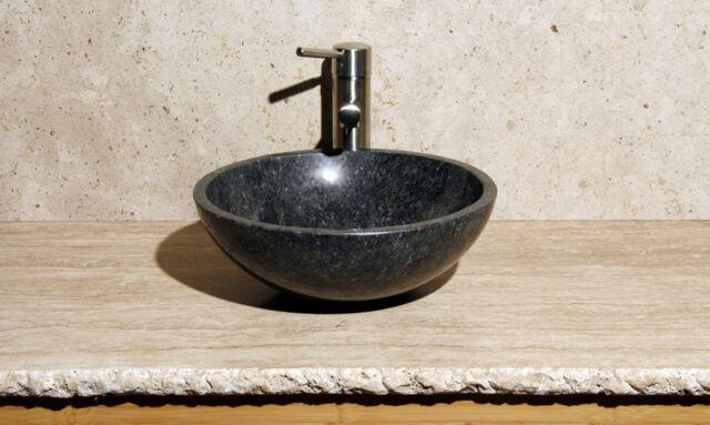 Granite Bathroom Vessel Sink