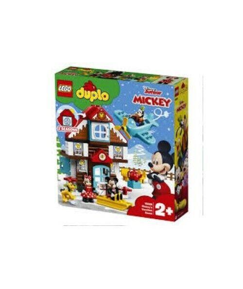 Lego  - Lego Duplo 10889 La Casa delle vacanze di Topolino - 5702016367515  Garanzia del prezzo al 100%