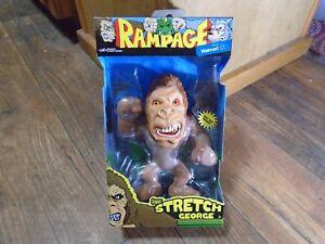 "Lanard Rampage Movie 7/"" Super Stretch George Figure New Sealed Walmart Exclusive"