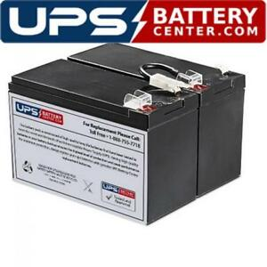 UPSBatteryCenter BX1200 Compatible Replacement Battery Pack for APC Back-UPS XS 1200VA